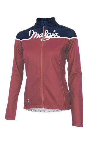 Maloja RihlaM Women's Bike Jacket, Orchid, Women's Cycling Jacket
