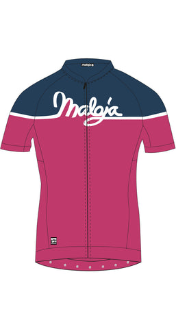 Maloja RihlaM Women's Bike Shirt, Orchid, Women's Cycling Top artwork