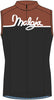 Maloja RihlaM Women's Bike Top, Black & Brown, Women's Cycling Top