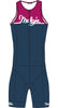 Maloja RihlaM Women's Tri-Body, Deep Ocean, Women's Triathlon Overall 3