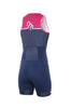 Maloja RihlaM Women's Tri-Body, Deep Ocean, Women's Triathlon Overall 2