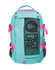 Picture Organic Clothing Backpack Hooky Water Green with Pink Straps_1