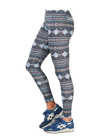 Picture Organic Clothing Ladies Leggings India White Black Blue_1