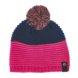 Picture Organic Clothing, Knitted Plow Beanie, Purple Deep Pink