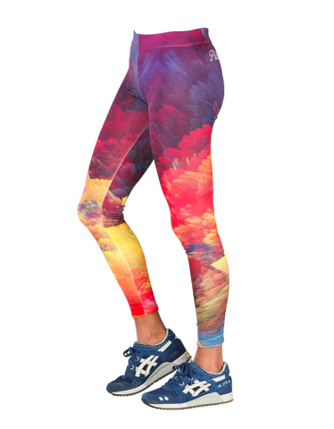 Picture Organic Clothing Ladies Leggings Psycho Multi Colour_1