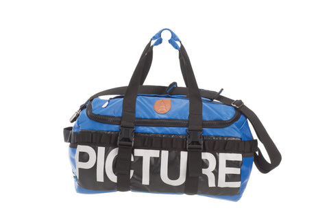 Picture Organic Clothing Livingstone Expedition Pack Travel Bag Black Blue