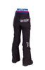 Picture Organic Clothing Ladies Ski Snowboarding Pants Squad Leo Black back