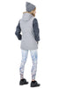 Picture_Organic_Clothing_Womens_Ski_Snowboard_Jacket_PONOKA-2_Grey-Melange-Dark-Blue-back