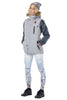 Picture_Organic_Clothing_Womens_Ski_Snowboard_Jacket_PONOKA-2_Grey-Melange-Dark-Blue-front