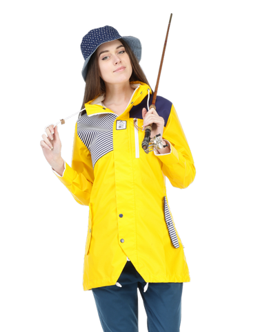 Picture Organic Clothing Summer 2015 , Women's Jacket, Arvor, Yellow
