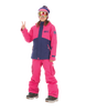 Picture Organic Clothing Winter Kid's Snowboard/Ski Pants Twenty, Pink