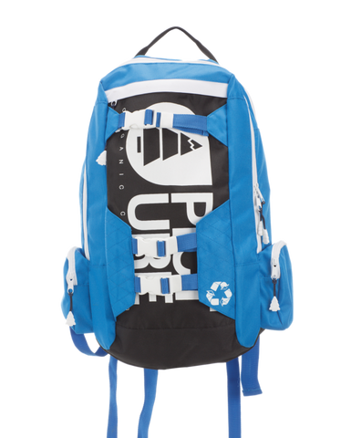 Picture Organic Clothing Winter 2015 , Blue Black White Baggy Backpack, Snowboard / Ski / Skate 1