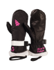 Picture Organic Clothing Winter, Women's Snowboard/Ski Gloves, Jam Gloves, Black