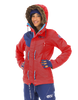 Picture Organic Clothing Winter, Women's Snowboard Ski Jacket, Cooler Jacket, Red