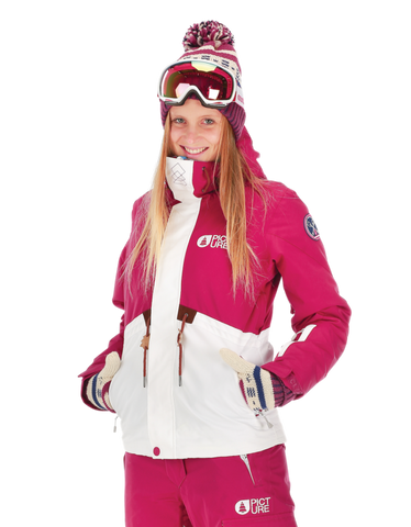 Picture Organic Clothing Winter 2015 Women's Snowboard/Ski Jacket Sydney Prune