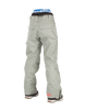 Picture Organic Clothing Winter, Women's Snowboard/Ski Pants, Dallas Avenue Pant, Grey Melange 2