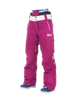 Picture Organic Clothing Winter 2015 Women's Snowboard Ski Pants Sydney Pant Prune 1