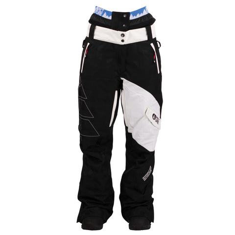 Picture Organic Clothing Pulp Pants Black, Women's Snowboarding/Ski Pants