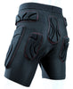 Bluegrass Wolverine Bike Impact Shorts Back