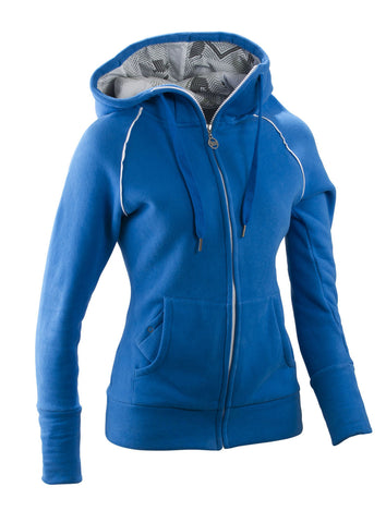 Race Face Shoody, Blue, Womens Hoodie