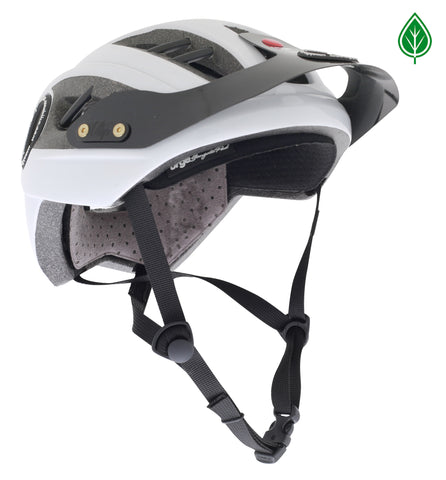 Urge All M Helmet, All Mountain Bike Helmet, Black / White