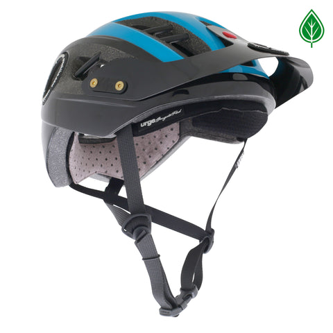 Urge All M Helmet, All Mountain Bike Helmet, Black / Blue