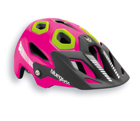 Bluegrass Golden Eye HES Helmet Pink