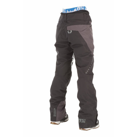 Picture Organic Clothing Feeling Pants Black, Women's Snowboarding/Ski Pants back