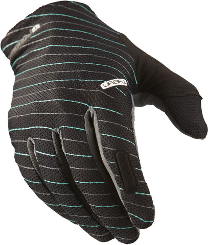 Royal Racing Tybyn Women's MTB Gloves, Black, Women's MTB Gloves