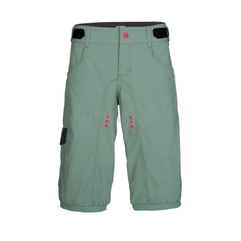 ion_womens_bike_mtb_cycling_cargo_short_nova_hedge_light_green_front