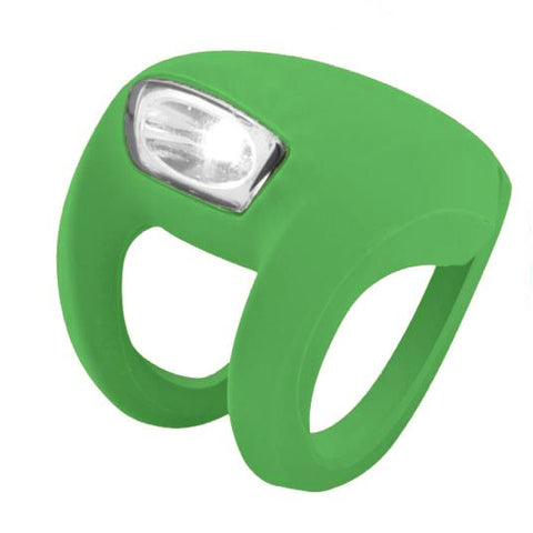 knog-bike-light-frog-strobe-green-front