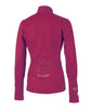 Maloja Womens Winter Long-sleeve cycling jacket corvallisM fruit tea back