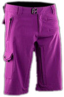 Race Face Khyber Shorts, Purple Grape, Womens MTB Shorts