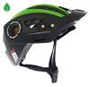 Urge All M Helmet, All Mountain Bike Helmet, Black / Green