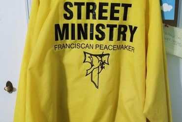 Fr. Bob's Yellow Jacket