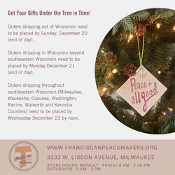 Get Gifts Under the Tree in Time - Important Holiday Info!