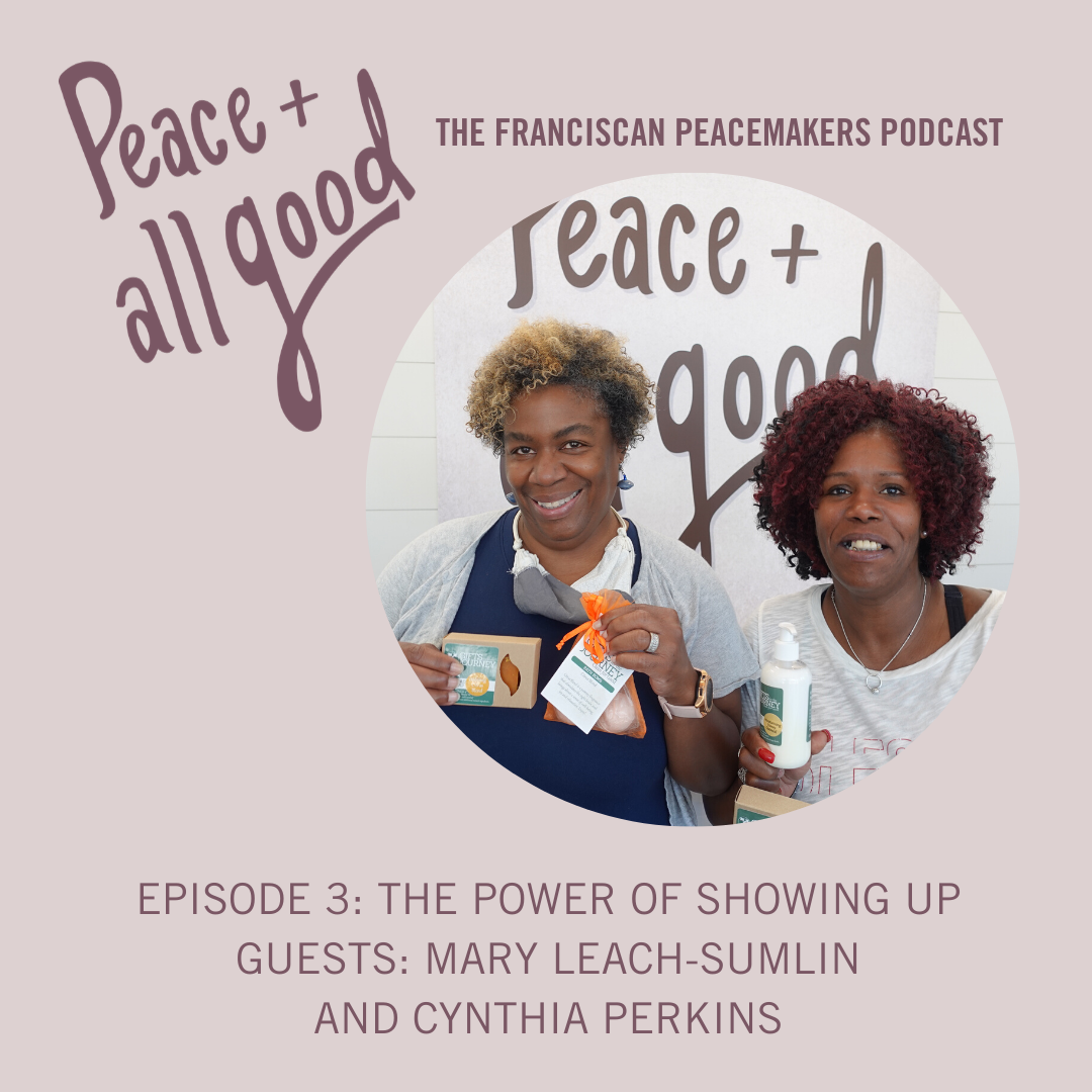 Episode 3: The Power of Showing Up