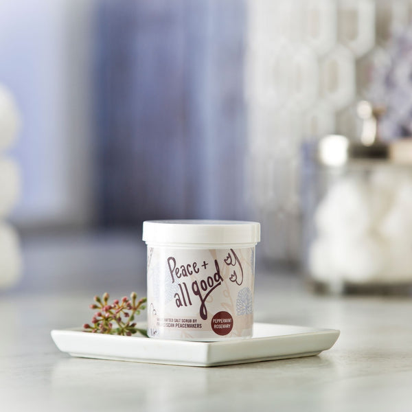 Invigorating Peppermint Rosemary Lotion 6 oz