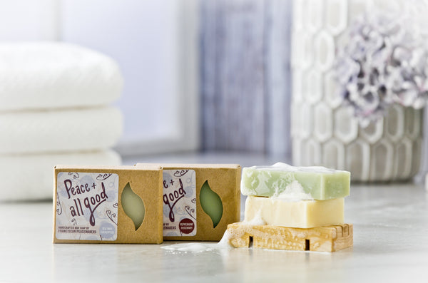 Essential Scents Soap Pack