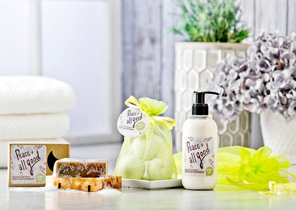 Energizing Coconut Lime Set
