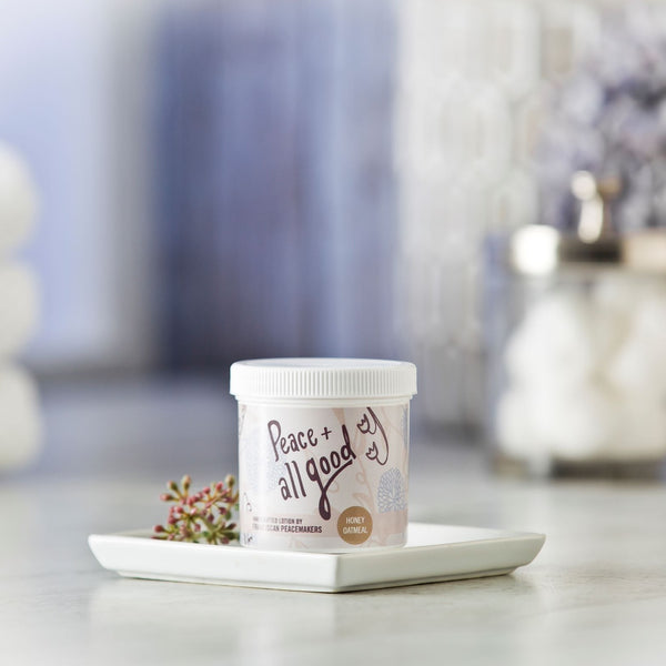 Moisturizing Honey Oatmeal Lotion 6 oz