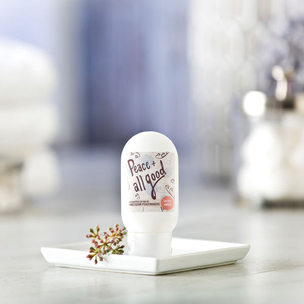 Sacred Amber Lotion 2oz Tube