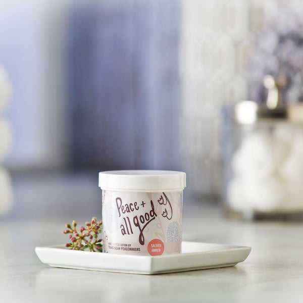 Sacred Amber Lotion 6 oz