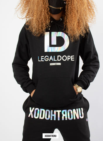 Legal Dope Unicorn Hoodie Only Ft. Champion [VAULT]