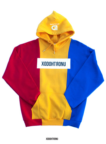 RYB Primary Color Mashup Hoodie [VAULT]