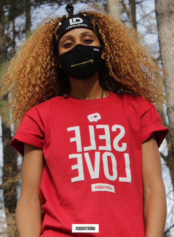 SELF LOVE V-day Tee! RARE [Customer Appreciation 30 Hour Sale] VAULT