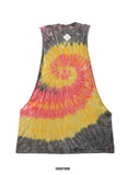 BT- Good Vibes Sunset Cut sleeves [small] R2