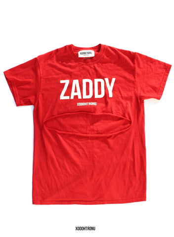 BT- Zaddy Red James Crop [Medium] R4