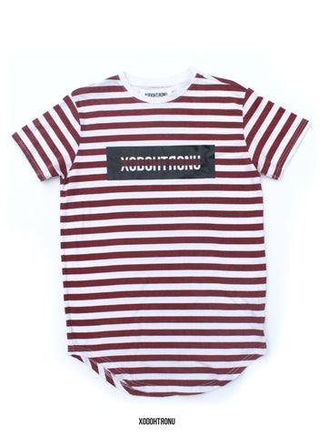 BT- Striped Extendo Tee [Small] R5