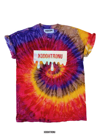BT-Mystic Drip Tie Dye Tee [Medium] R11